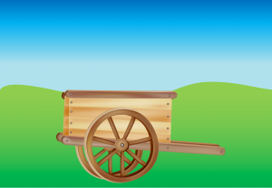 wheelbarrowbackground